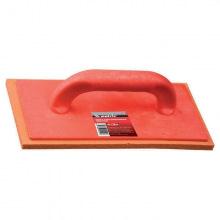 Терка пластмасова 280 х 140 мм, гумове покриття,  MTX (MIRI868019)