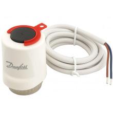 Термоелектричний привід Danfoss Thermot TWA-K, NC, 230V, M30x1.5, довжина кабелю 1м (088H3220)