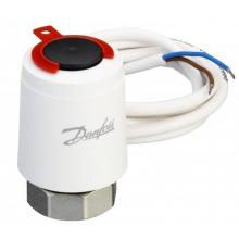 Термоелектричний привід Danfoss Thermot TWA-K, NO, 230V, M30x1.5, довжина кабелю 1м (088H3222)
