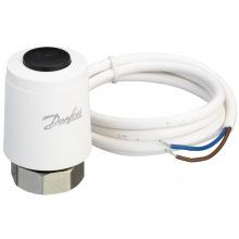 Термоэлектрический привод Danfoss TWA-K, NO, 230V, M30x1.5, длинна кабеля 0.95м (088H3143)