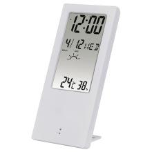 Термометр-гигрометр HAMA TH-140, с индикатором погоды, white (176914)