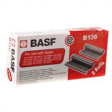 Термоплівка BASF  аналог Panasonic KX-FA136A 2шт х 100м (B-136)