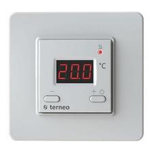 Терморегулятор Terneo VT, электр. управл-е, IP20, белый (terneo_vt)