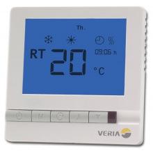Терморегулятор Veria Control T45, цифровой, программированный, макс 13А (189B4060)