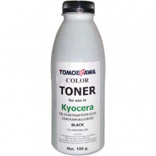 Тонер TOMOEGAWA 100г Black (TG-KM6030B-100)