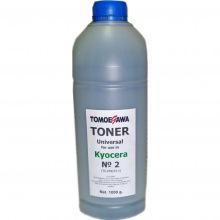 Тонер TOMOEGAWA 1000г (TG-KMUT2-1)