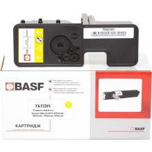 Картридж BASF замена Kyocera TK-5230Y, 1T02R9ANL0 Yellow (BASF-KT-1T02R9ANL0)