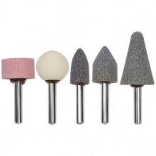 Точильні камені для дрилі, 5 шт,  MTX (MIRI760209)