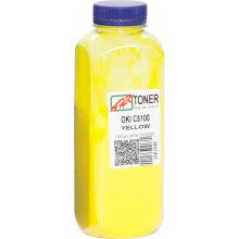 Тонер АНК 160г Yellow (Желтый) 1501630