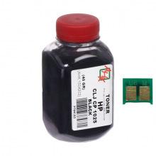 Тонер и Чип АНК 40Г Black (Черный) 1500122