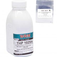 Тонер і Чіп WWM 40Г Black (Чорний) (TC1025B)