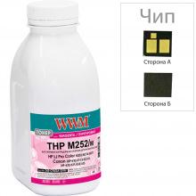 Тонер и Чіп WWM 45Г Magenta (045-CF401A-201M)
