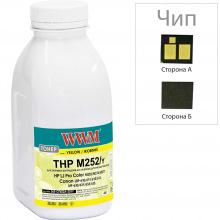Тонер и Чіп WWM 45Г Yellow (045-CF402A-201Y)