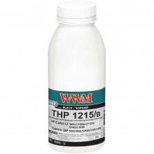 Тонер WWM THP1215/B 55г Black (HP1215B)