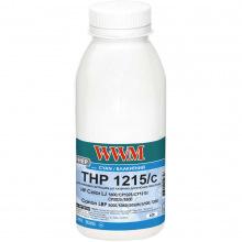 Тонер WWM THP1215/C 40г Cyan (HP1215C)