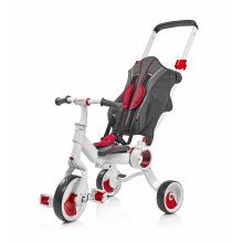 Триколісний велосипед Galileo Strollcycle Червоний  (G-1001-R)