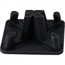 Держатель автомобильный для смартфонів Remax Pyramid 360 degrees black (RM-C25-BLACK)