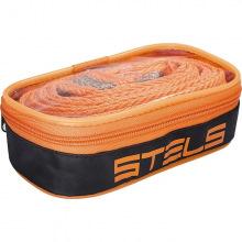 Трос буксировочный 12 т, 2 петлі, сумка на блискавці,  STELS (MIRI54384)