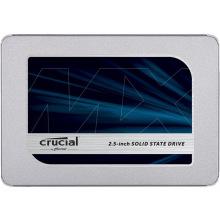 """Твердотільний накопичувач SSD 2,5"""" Crucial MX500 500GB SATA 3D TLC (CT500MX500SSD1)"""
