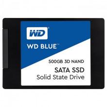 """Твердотельный накопитель SSD 2.5"""" WD Blue 500GB SATA TLC (WDS500G2B0A)"""