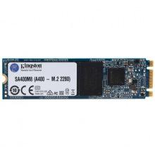 Твердотельный накопитель SSD M.2 Kingston A400 120GB SATA 2280 TLC (SA400M8/120G)
