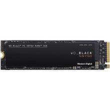 Твердотельный накопитель SSD M.2 WD Black SN750 500GB NVMe PCIe 3.0 4x 2280 TLC (WDS500G3X0C)