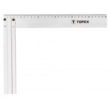 Кутник Topex алюмiнiєвий 300 x 175 мм (30C363)