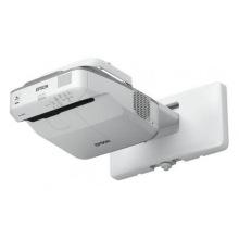 Проектор Epson ультракороткофокусный интерактивный EB-685Wi (3LCD, WXGA, 3500 Lm) (V11H741040)