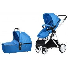 Універсальна коляска 2в1 Mi baby Miqilong T900 Синій () (T900-U2BL01)