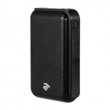 Универсальная мобильная батарея 2E 2.1A, Black, LED indicator 6000mAh (2E-PB602B-BLACK) (2E-PB602B-BLACK)