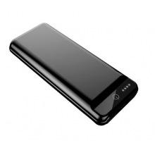 Универсальная мобильная батарея 2E 2USB-2.1A&2.1A, 4 LED indicator, Soft, Black 20000mAh (2E-PB2005A-BLACK) (2E-PB2005A-BLACK)