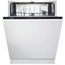 Посудомоечная машина Gorenje встраиваемая 60 см./ 12 компл./3 прогр./А++/полный AquaStop (GV62010)