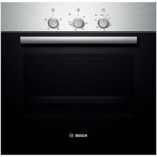Вбудовувана електрична духова шафа Bosch  - Ш-60 см./4 реж/67 л./механіка/нерж. сталь (HBN211E4)