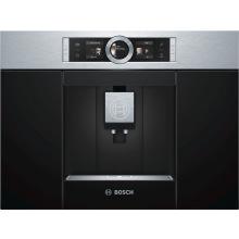 Вбудовувана кавова машина Bosch  -19Бар/1600Вт/дисплей/нерж. сталь - чорний (CTL636ES1)