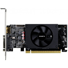 Вiдеокарта Gigabyte GeForce GT710 2GB DDRR5 64bit low profile (GV-N710D5-2GL)