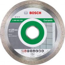 Відрізний диск алмазний Bosch Standard for Ceramic 125-22.2 (2.608.602.202)