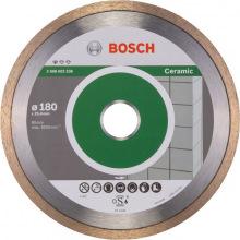 Відрізний диск алмазний Bosch Standard for Ceramic180-25.4 (2.608.602.536)