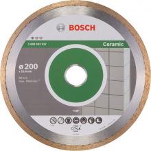 Відрізний диск алмазний Bosch Standard for Ceramic200-25.4 (2.608.602.537)