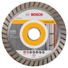 Відрізний диск алмазний Bosch Standard for Universal Turbo 125-22.23 (2.608.602.394)