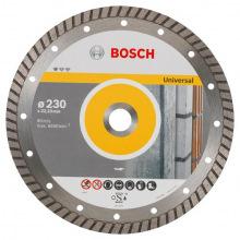Відрізний диск алмазний Bosch Standard for Universal Turbo 230-22.23 (2.608.602.397)