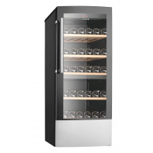Винотека Philco PW59D 124см/59 бутылок/температур 5 - 20 C/LED подсветка/сенсор/дисплей/черный (PW59D)