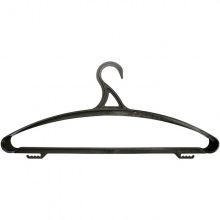 Вішак пластиковий для верхнього одягу, розмір 52-54, 470 мм  Elfe (MIRI92901)