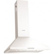Вытяжка настенная каминная WHC623E16W белая/3 скорости/ алюминиевый фильтр (WHC623E16W)