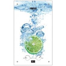 Газова колонка Zanussi GWH 10 Fonte Glass Lime (GWH10FONTEGLASSLIME)