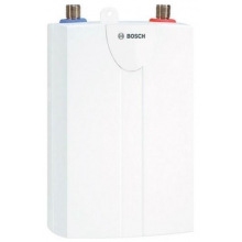 Водонагрівач Bosch проточний Tronic 1000 6 T, 6 кВт, 3 л/хв, під мийкою (7736504718)