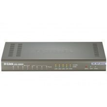 VoIP-шлюз D-Link DVG-5008SG 8xFXS, 4xFE LAN, 1xGE WAN (DVG-5008SG)