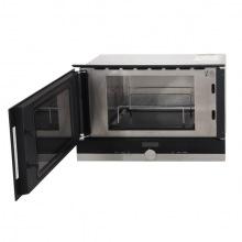 Мікрохвильова піч Siemens вбудована BE634LGS1 - 21л./900Ватт/гриль/10 прогр/TFT диспл/нерж. сталь (BE634LGS1)