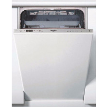 Посудомийна машина Whirlpool вбудована WSIC 3M27 C A++/45см./10 компл./дисплей (WSIC3M27C)