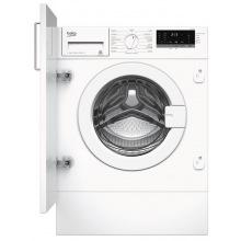 Вбудовувана пральна маш. Beko WITC7612B0W - 55см./7 кг./1200 об/15 програм/LED дисплей/А+++ (WITC7612B0W)
