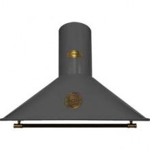 Вытяжка Kaiser купольная A9423GrBEEco - Шx90см./910м3/3 скорости/графит (A9423GRBEECO)